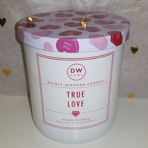 Brand New DW HOME True Love scented candle